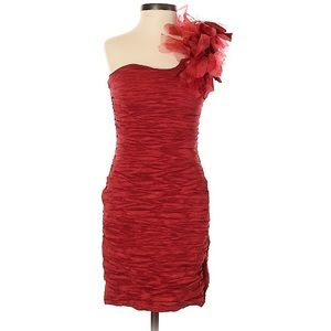 Romeo & Juliet Couture Red Dress